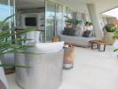 Outdoor area sliding doors patio Billionaire Resort Kenya