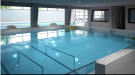 CGI of Les Terrasses du Lac development swimming pool facilities