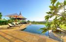 Swimming pool sun terrace Villas Valriche Mauritius