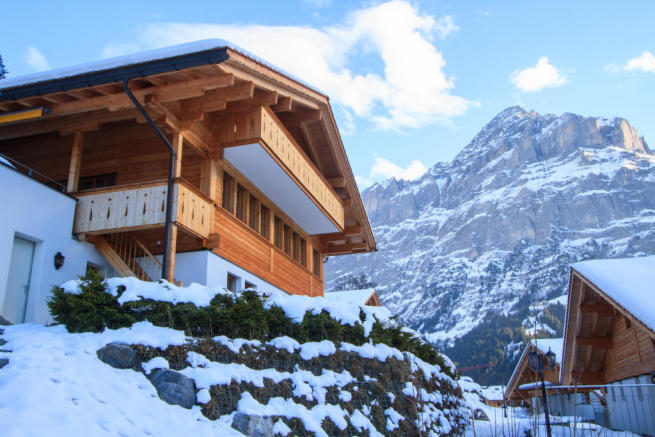 4 Bedroom Chalet For Sale In Grindelwald Bern