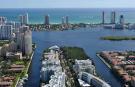 Aerial Echo Aventura Miami Florida