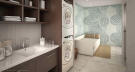 Bathroom wash room Echo Aventura Miami Florida