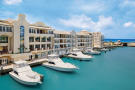 Landscape marina Port Ferdinand Barbados