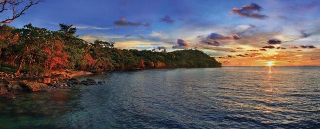 5- Sunset