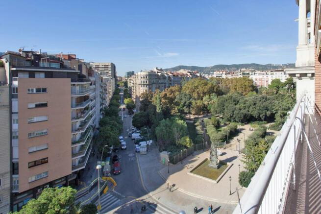 View The Penthouse Av de Pau Casals Barcelona