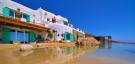 Rear facade swimming pool Lia Mykonos