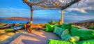 Sun terrace ocean sea view Lia Mykonos