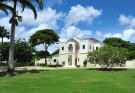Facade Garden Sand Box at Sandy Lane Barbados