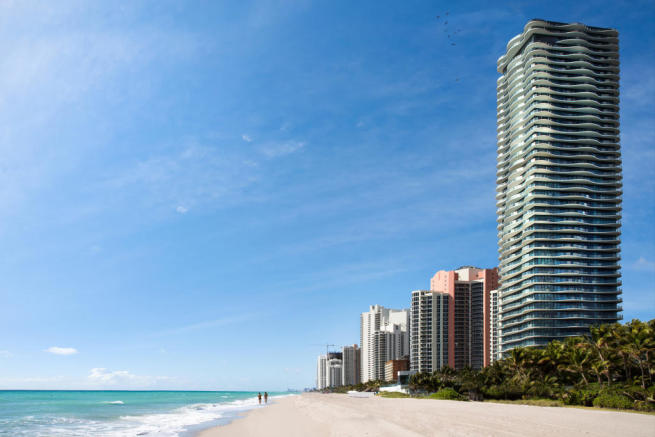 External facade Regalia Miami Florida