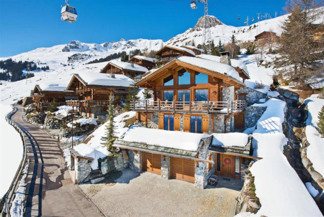 4 bedroom chalet for sale in sonalon verbier switzerland for Swiss chalets for sale