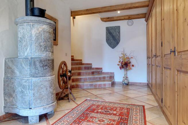 Hallway Chalet Feuille d'Erable Verbier