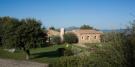 Facade entrance Villa Ross Sardinia