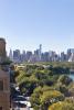 City view balcony Fifth Avenue New York