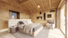 Master bedroom - Chalet Les Esserts (Sphere Estates)