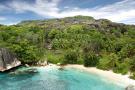 Aerial view Zil Pasyon Residences Seychelles