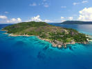 Aerial view Felicite
