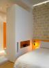 Guest bedroom with en suite wooden floor Phalsbourg Paris