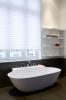 Contemporary bath tub bathroom Phalsbourg Paris