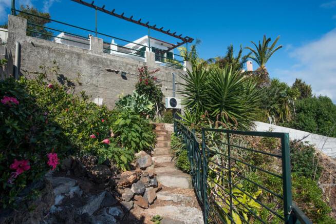 Garden Villa Aquarela Madeira Portugal