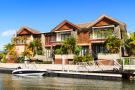 Duplex homes with mooring at La Balise Marina in Mauritius