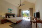 Duplex show home bedroom at La Balise Marina in Mauritius