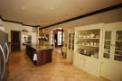 Kitchen large island breakfast bar marble floor Monkey Business Barbados