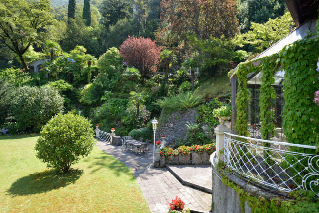 Garden Villa on Lake Como The Lakes Italy