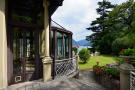 Garden view Villa on Lake Como The Lakes Italy