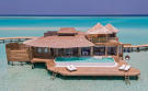 1 bedroom over water villa with pool at Soneva Jani