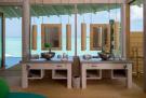 1 Bedroom Overwater Villa Bathroom at Soneva Jani