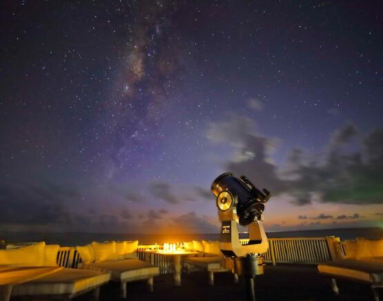 Observatory at Soneva Jani