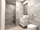 Bathroom stone shower Three Hundred Collins Florida Miami