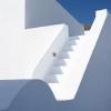 Stairs outdoor Villa Fabrica Santorini