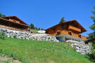 View of Chalet Alina in the summer
