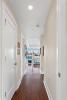 Hallway at 440 Kent Avenue in Brooklyn, New York