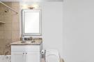 Bathroom at 440 Kent Avenue in Brooklyn, New York