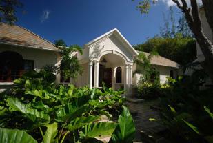Entrance Monkey Business Barbados