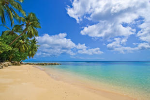 Beach Saint Peter's Bay