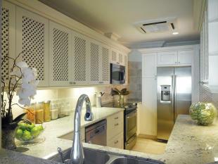 Kitchen stone modern ice machine Saint Peter's Bay