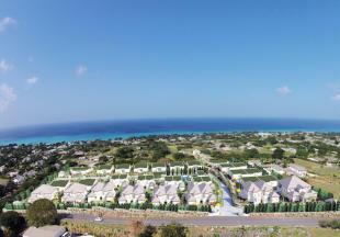 Aerial view Westmoreland Hills Barbados