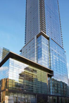 Four Seasons Toronto facade