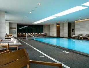 Four Seasons Toronto spa pool 3