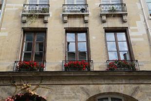 Facade Rue Frederic Sauton Paris