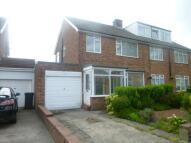 2 bed semi detached house in Grange Road, Morpeth...