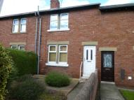 Terraced home to rent in York Crescent, Alnwick...