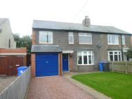 4 bedroom semi detached home in North Lane...