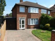3 bed semi detached house to rent in Chestnut Avenue...