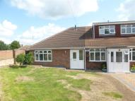 Semi-Detached Bungalow to rent in Goodes Lane, Syston...