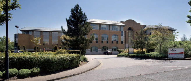Office To Rent In 500 Capability Green Airport Way Luton