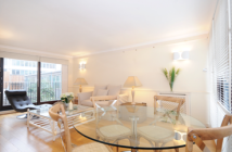 2 bed home in Romney Mews, London. W1U